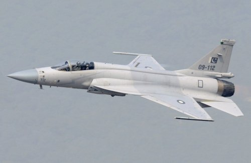 Pakistan Has Put China's JF-17 Thunder to Work Against Its Enemies