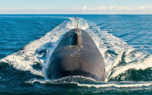 Belgorod: Russia's Stealth Submarine Has the Navy Really Confused