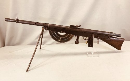 France's Chauchat Gun: The Worst Gun of All Time?