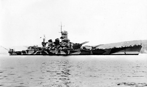 Roma: Italy Built a Deadly Battleship That History Forgot