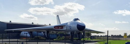 Meet Britain's Bomber-Killing Bomber that Wasn't Meant to Be
