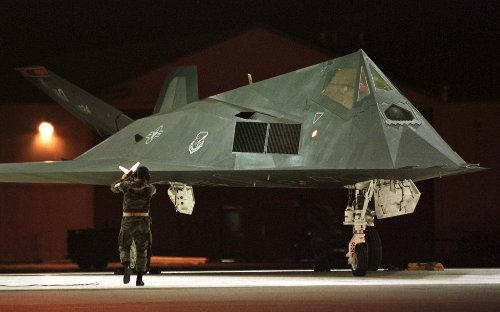 The Amazing Story of How a Stealth Fighter Was Shot Down