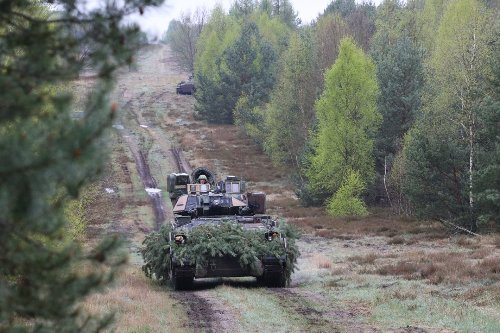 Germany's Marder Infantry Fighting Vehicle is Ancient. But it is Here to Stay.