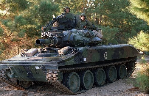 May the Best Tank Win: The U.S. Army is Testing Two New Light Tank Prototypes