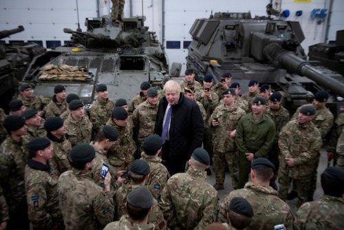 Bad News: British Military Plans are Bigger Than London's Wallet