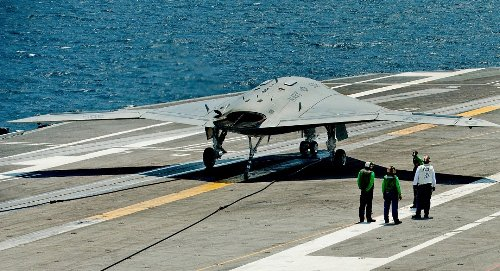 X-47B UCLASS Stealth Drone: Cut Down In It's Prime?
