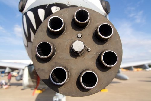 The Legendary A-10 Warthog is Nothing Without Its Cannon