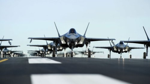 These F-35s Are the Stuff of Nightmares—For North Korea