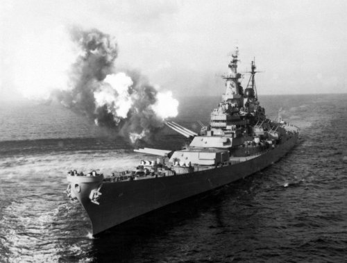 When These 5 Battleships Sailed By, Coastal Cities Froze in Fear
