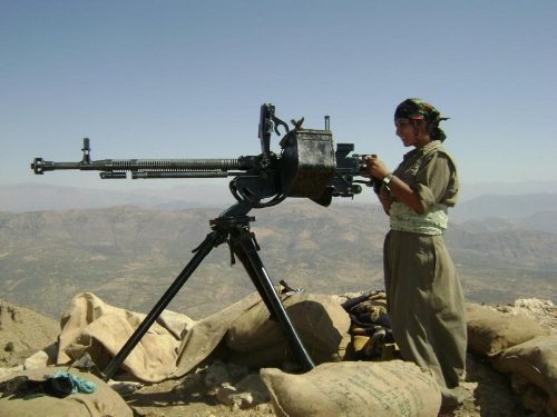 DShK Machine Gun: This Picture Should Terrify You
