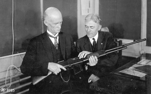John Browning Designed Guns Like No Other