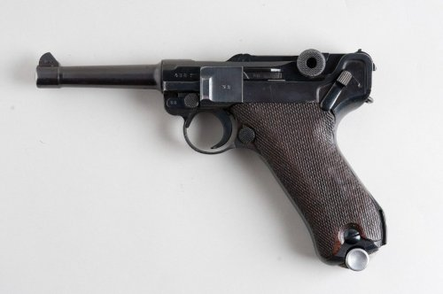 The Legend of Germany's Famous Luger Pistol