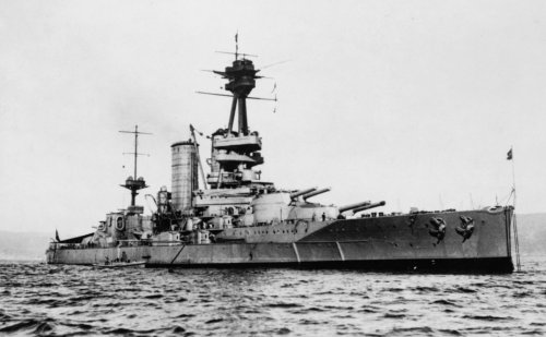 HMS Canada: This Chilean Battleship Nearly Found for America