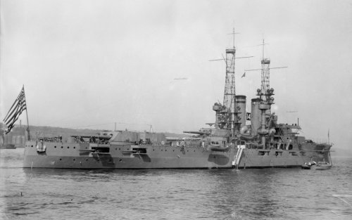 How the Battleship USS Utah Only Survived 15 Minutes of War