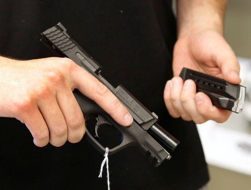 From Germany to Vietnam: Meet the Smith & Wesson Model 39/59 Pistol