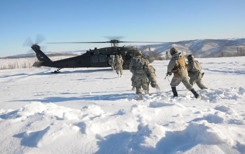 Colder Skies: Can the U.S. Air Force Compete over the Arctic?