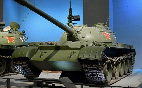 Why China Loves Its Ancient Type 59 Tank