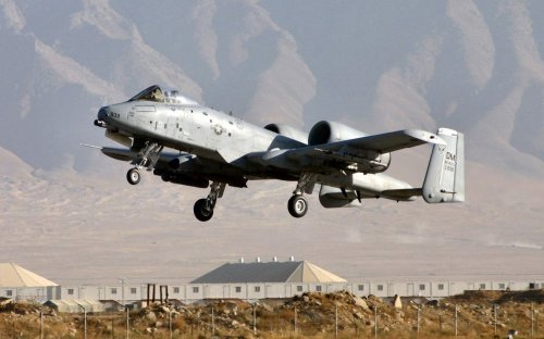 Confessions of an A-10 Warthog Pilot: What It's Like Inside a Flying Cannon
