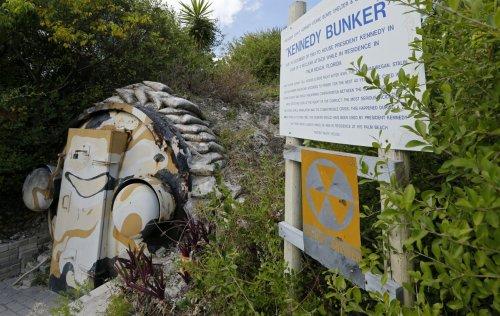 Spring Break: JFK's Secret Nuclear Fallout Shelter in Florida