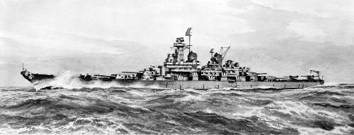 The Montana-class Would Have Ruled the Seas Had They Ever Made It There