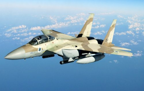 Death From Above: 5 Weapons the Israel Air Force Uses to Kill
