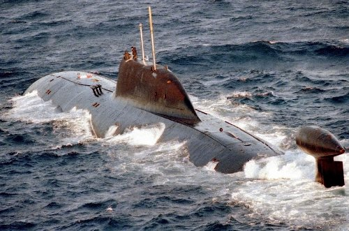 Doomsday Weapon: Russia Has Nuclear Torpedoes That Create Radioactive Tsunamis