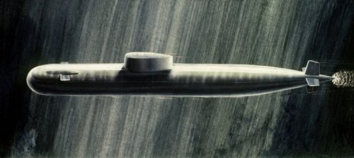 Russia's World Record Breaking Submarine Was a True Monster