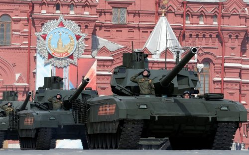 This New Russian Tank Is Worrying NATO's Strategic Planners (And with Good Reason)