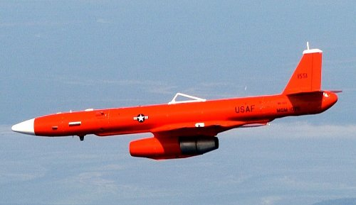 The Air Force's MQM-107 Streaker Drone Made Some Serious History