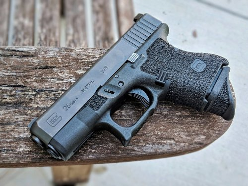 The Glock 26 Excels at Being Several Handguns in One