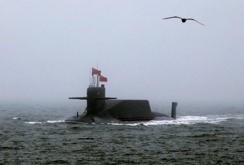 An Entire Chinese Submarine Crew Suffocated To Death