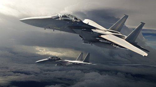 """Boeing Is Building the New F-15EX """"Like Legos"""""""