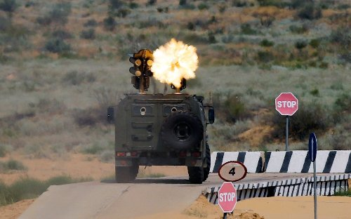 Fire! Why Russia Feels so Confident In Its Kornet Anti-Tank Missile