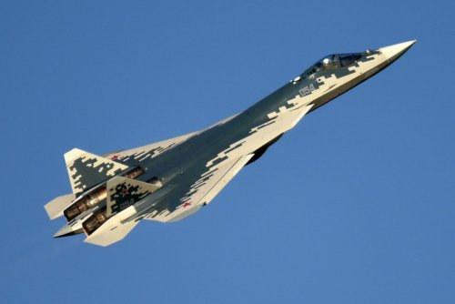 Is Russia's Su-57 Fighter Outshining U.S. Jets?