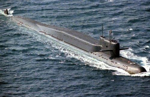 Yekaterinburg, RIP: Say Goodbye to This Soviet-Era Missile Submarine