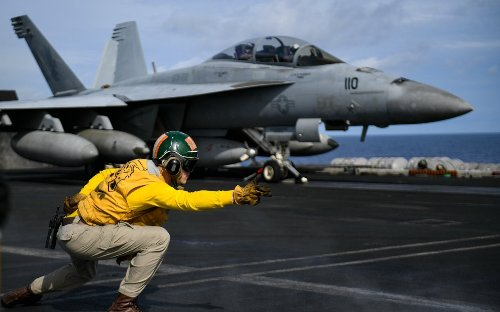 """Why the U.S. Navy Needs Carrier """"Battle Groups"""""""