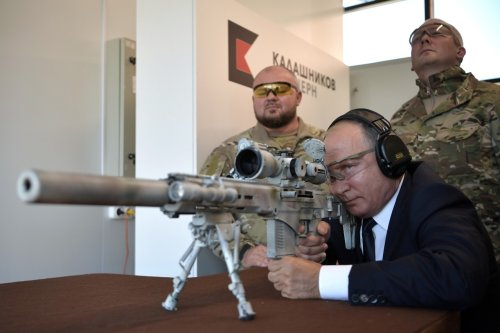 Putin's Secret Weapon: Why No One Wants to Face a Russian Sniper