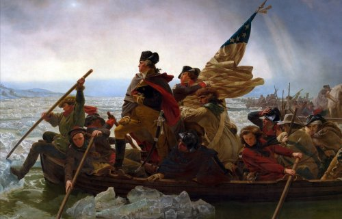 Listen to George Washington: Not All Wars are Worth Fighting