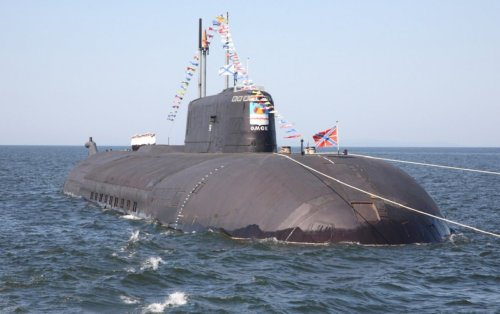 This Massive Russian Sub is Preparing to Launch Nuclear Torpedoes