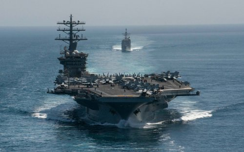 Why the Navy Is Closely Tracking a Chinese Aircraft Carrier So Closely
