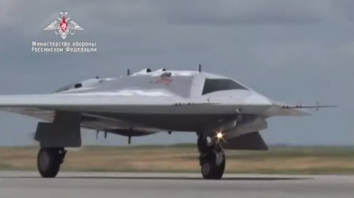 A New Report on the Su-57's Drone Sidekick Leave More Questions Than Answers