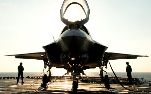 Russia Says It Has Nothing to Fear From America's F-35