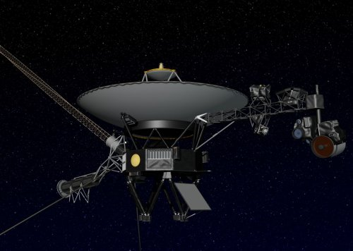 NASA Able to Command Voyager 2 Again After Antenna Repair