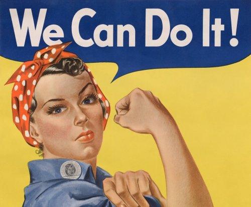 How a Feminist Icon Helped Women Enhance the War Effort