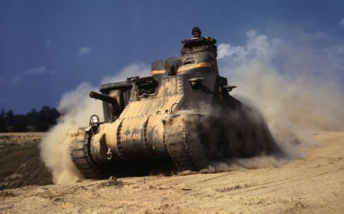 How American Tanks Helped the British Beat Back Hitler in Africa