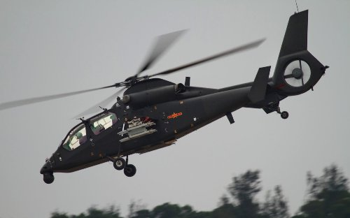 The Z-19 'Black Whirlwind' Helicopter: China's Very Own Comanche?