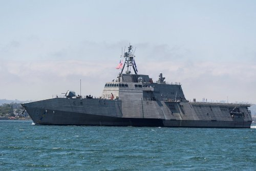 We Asked A Naval Expert to Rebuild the U.S. Navy From Scratch. We Said Wow.