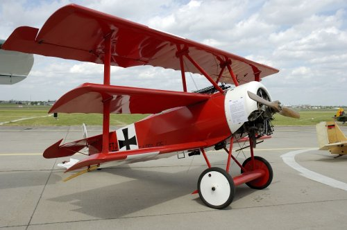 The True Story of the 'Red Baron' Is Crazier Than Fiction