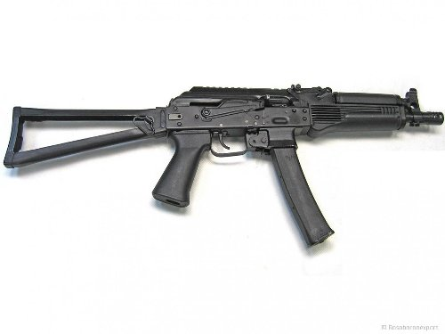 The Russian Rifles Are Coming—Meet the Kalashnikov USA Vityaz SMG