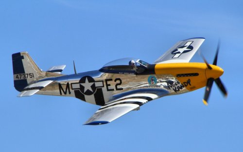 Did the U.S. Air Force Almost Revive the P-51 Mustang?